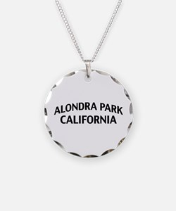 Alondra Park California Necklace