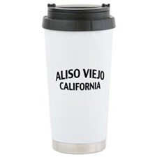 Aliso Viejo California Travel Mug