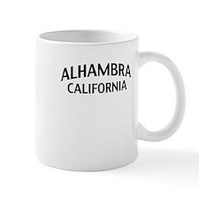 Alhambra California Mug
