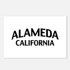 Alameda California Postcards (Package of 8)