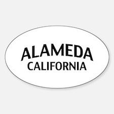 Alameda California Decal