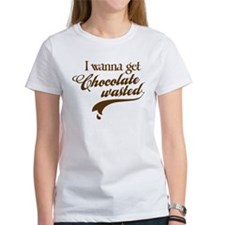 Chocolate Wasted Tee