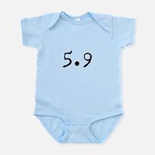 Cute 5.9 Infant Bodysuit