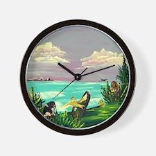 Artwork Designed by pabear48 Wall Clock