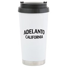 Adelanto California Travel Mug