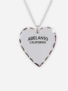 Adelanto California Necklace