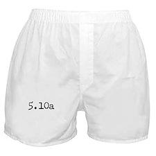 Unique Bouldering Boxer Shorts
