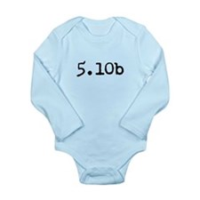 Unique Ydrs Long Sleeve Infant Bodysuit