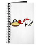 Pi & Pie Pirates Journal