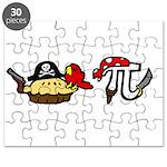 Pi & Pie Pirates Puzzle