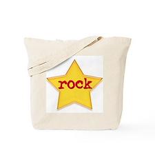 Baby Rock Star Tote Bag