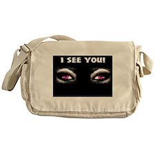 Jmcks I See You Messenger Bag