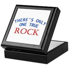 One True Rock Keepsake Box