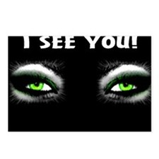 Jmcks I See You Postcards (Package of 8)