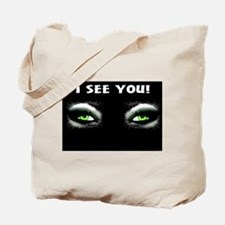 Jmcks I See You Tote Bag