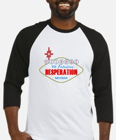 Desperation Baseball Jersey