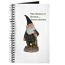 James Gnome Journal