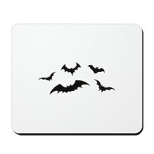 Scary Bats Mousepad