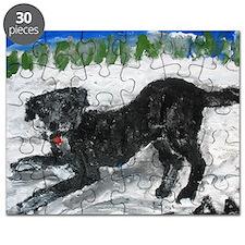 Puzzle: Art by Anne K Abbott