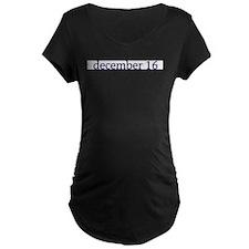 December 16 T-Shirt