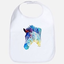 Zebra Stripes Bib