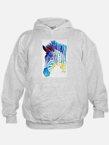 Zebra Stripes Hoodie