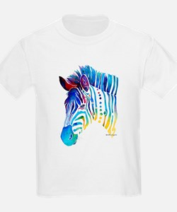 Zebra Stripes T-Shirt
