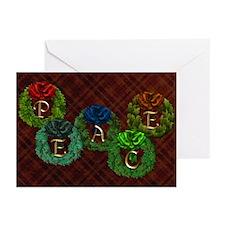 Harvest Moon's Peace Christmas Cards (Pk of 20)