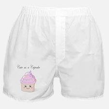 Cute Cupcake Boxer Shorts