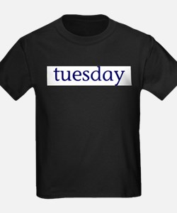 Tuesday T