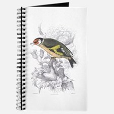 Goldfinch Bird Journal