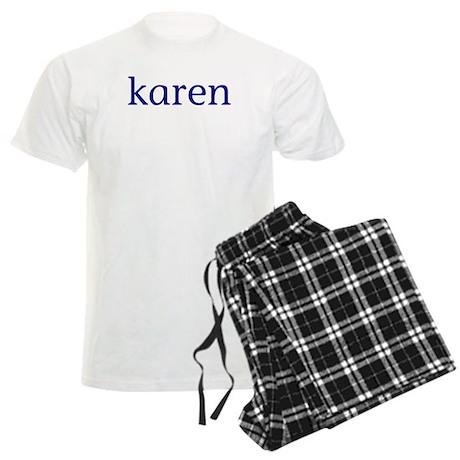 Karen Men's Light Pajamas