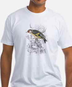 Goldfinch Bird (Front) Shirt