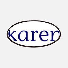 Karen Patches