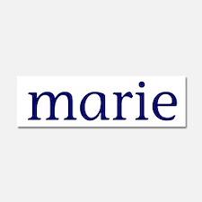 Marie Car Magnet 10 x 3