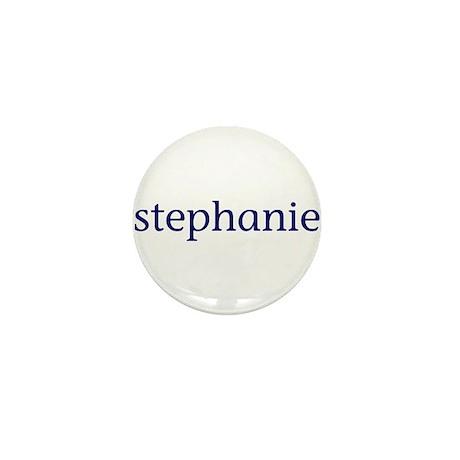 Stephanie Mini Button