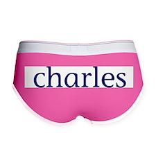 Charles Women's Boy Brief