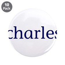 """Charles 3.5"""" Button (10 pack)"""
