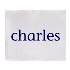 Charles Throw Blanket