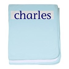 Charles baby blanket