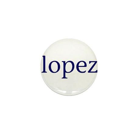 Lopez Mini Button (100 pack)