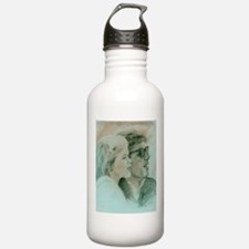 JFK & Caroline Water Bottle