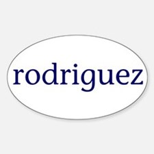 Rodriguez Decal
