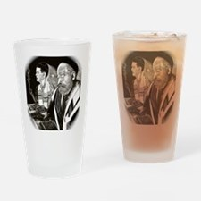 Rejoice Drinking Glass
