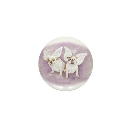 Angels Among Us Mini Button (10 pack)