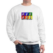 """""""Diversity"""" Sweatshirt"""
