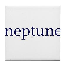 Neptune Tile Coaster