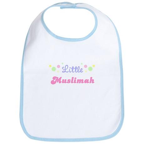 Little Muslimah Baby Bib