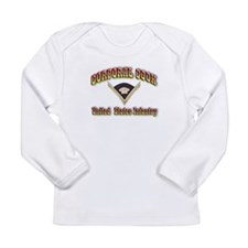 Corporal Cook Long Sleeve Infant T-Shirt