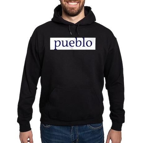 Pueblo Hoodie (dark)